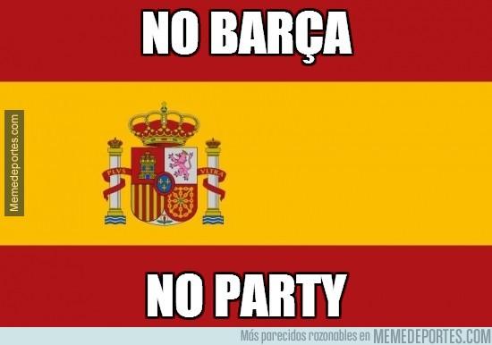 340920 - Mala temporada del Barça, mala temporada de España