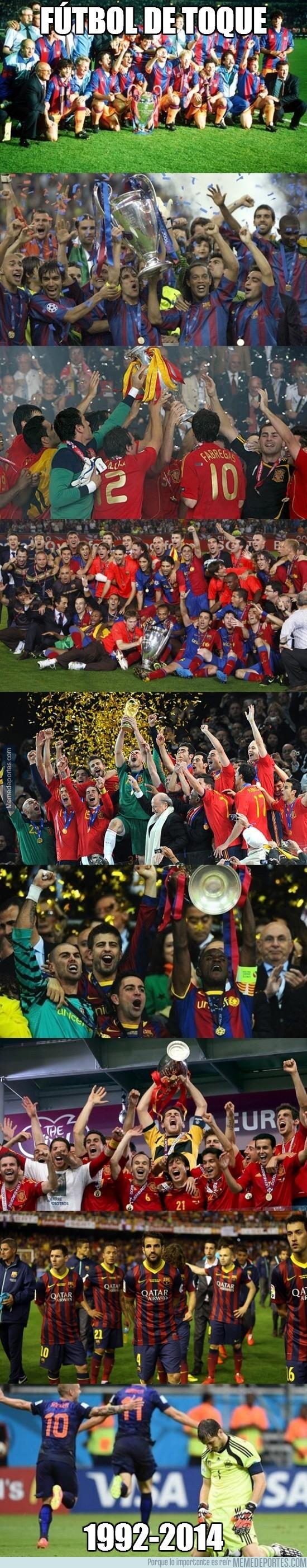 340997 - DEP Fútbol de toque [1992-2014]