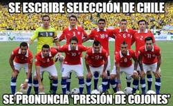 Enlace a Se escribe selección de Chile