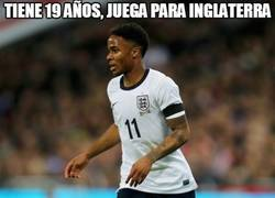 Enlace a Sterling, menuda carrera