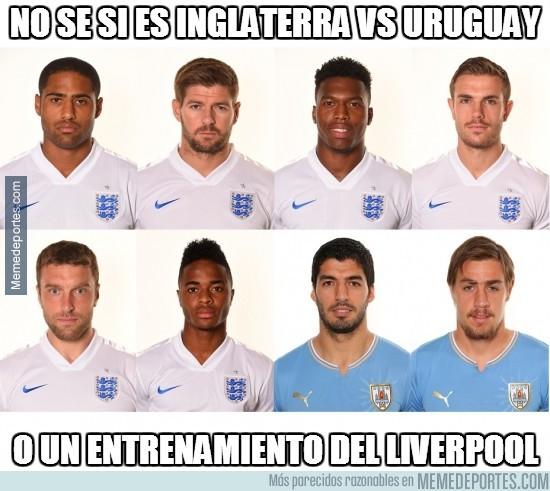 342411 - No sé si es Inglaterra vs Uruguay
