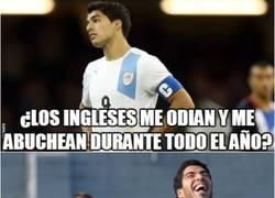 Enlace a A Suárez se le dan bien los ingleses