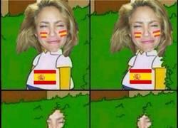 Enlace a El cambio de opinión de Shakira