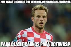 Enlace a Próximo episodio. Croacia contra Ochoa