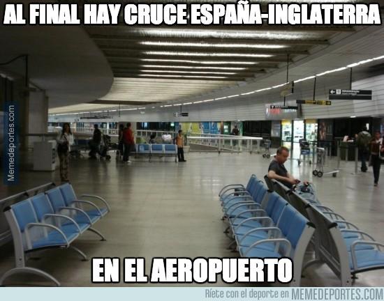 343316 - Al final hay cruce España-Inglaterra