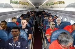 Enlace a Mientras tanto, en un avión en Brasil