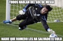 Enlace a Nadie dice nada de Romero