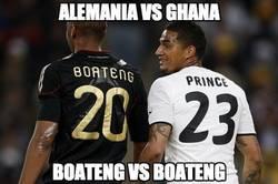 Enlace a ¿Con quién irán los padres Boateng?
