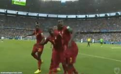 Enlace a GIF: Muy fan de la celebración de Ghana