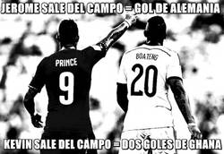 Enlace a ¿Gafes? Hermanos Boateng