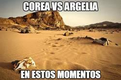 Enlace a Corea vs Argelia, ¡partidazo!