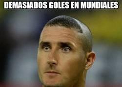 Enlace a Demasiados goles en mundiales en una sola imagen, Klose Nazario