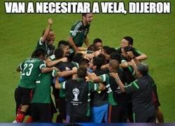 Enlace a Seguro que ningún mexicano echa de menos a Vela