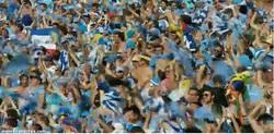 Enlace a GIF: Todo Uruguay tras su clasificación