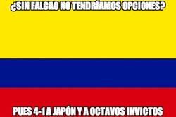 Enlace a Colombia es otra de las sorpresas de este Mundial