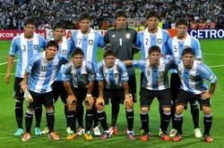 Enlace a La selección de Argentina en el Mundial