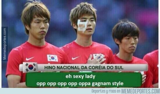 349155 - El nuevo himno de Corea del Sur