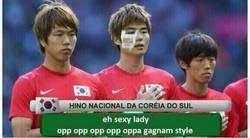 Enlace a El nuevo himno de Corea del Sur