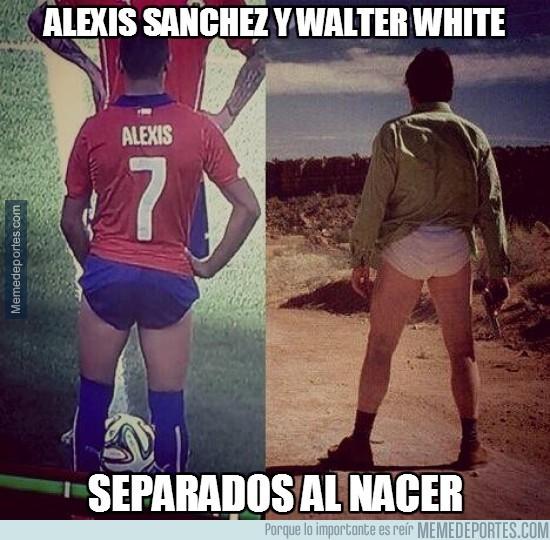 349928 - Alexis Sánchez y Walter White