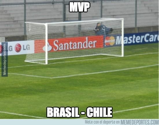 349929 - MVP del Brasil-Chile, el larguero