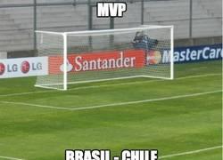 Enlace a MVP del Brasil-Chile, el larguero