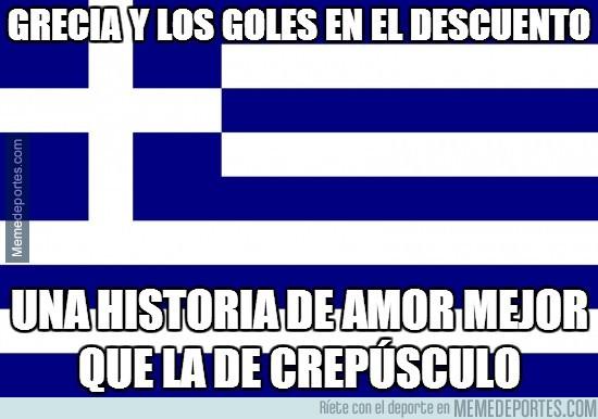 350993 - Grecia y los goles en el descuento