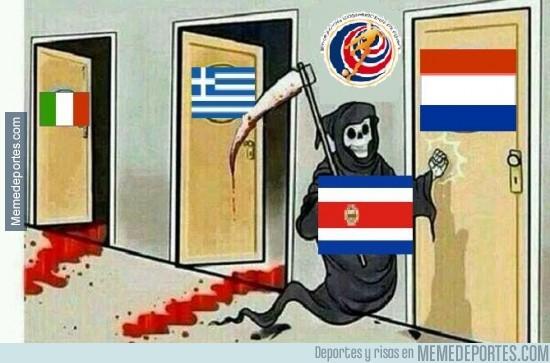 351102 - Prepárate Holanda: ¡Te toca con el verdugo de los europeos!