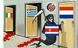 Enlace a Prepárate Holanda: ¡Te toca con el verdugo de los europeos!