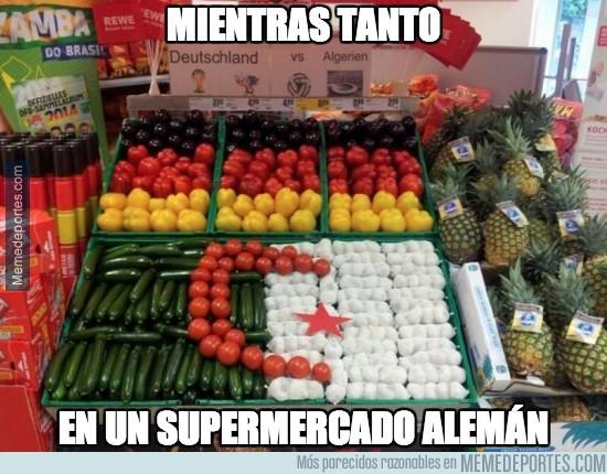 351400 - Mientras tanto, en un supermercado alemán