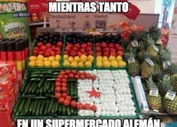 Enlace a Mientras tanto, en un supermercado alemán