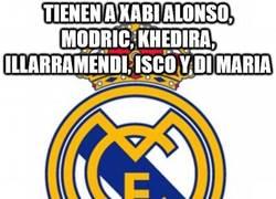Enlace a Em el Real Madrid siempre hay espacio