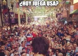 Enlace a ¿Hoy juega USA?