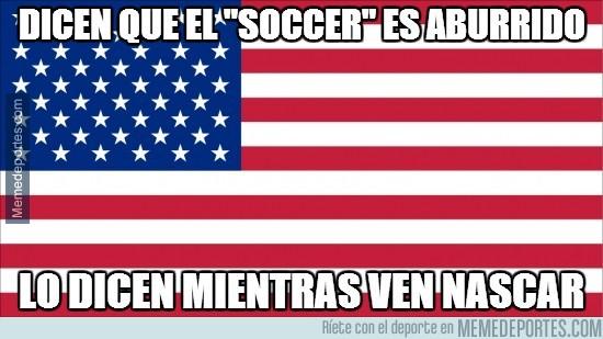 352697 - Dicen que el Soccer es aburrido