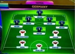 Enlace a Selección ideal de Alemania
