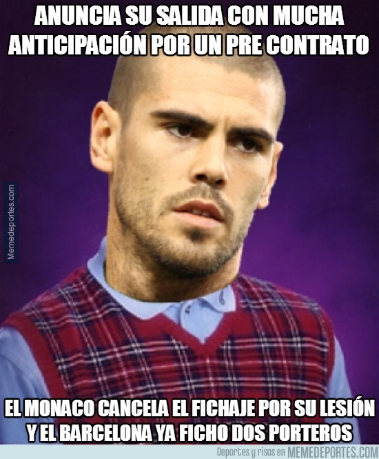 353318 - Bad Luck Valdés