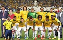 Enlace a Confirmada la alineación que sacará BRASIL ante COLOMBIA