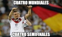 Enlace a Brutal Alemania, Brutal Klose