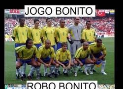 Enlace a Fallece el jogo bonito de Brasil