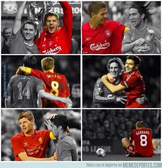 354140 - Gerrard se vuelve a quedar solo una vez más