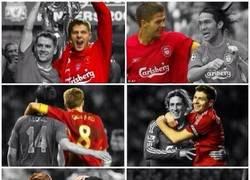 Enlace a Gerrard se vuelve a quedar solo una vez más