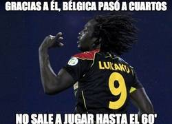 Enlace a No Lukaku no party
