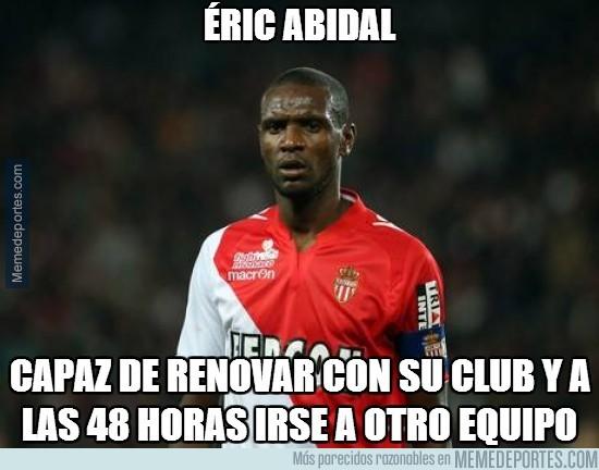 355303 - Éric Abidal se marca un Demichelis