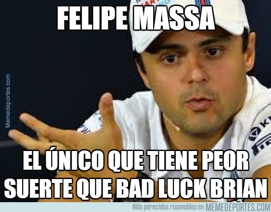 355323 - Felipe bad luck Massa