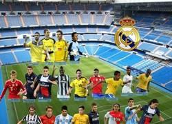 Enlace a Éste será el Madrid del año que viene según la prensa. Creo que sobra gente