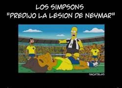 Enlace a Hoy finalmente sabremos si los Simpson predijeron bien el resultado del Alemania-Brasil