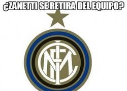 Enlace a ¿Zanetti se retira del equipo?