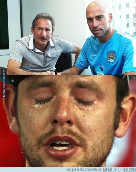 356207 - La imagen que esta mañana hizo llorar a Málaga