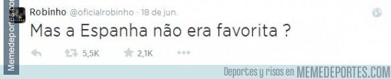 356459 - [REMEMBER] El tweet de Robinho, ¿quién ríe ahora?