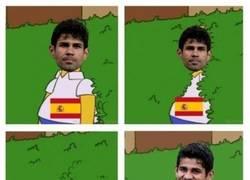 Enlace a Diego Costa, al final ya tiene las ideas claras