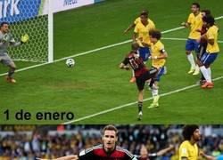 Enlace a Alemania celebrando los San Fermines en Brasil